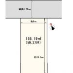 富士市森島の【土地】不動産情報*f0655