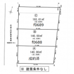 富士市川成島の【土地】不動産情報*f0689