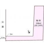 沼津市原の【土地】不動産情報*n0107