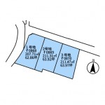 富士市三ツ沢の【土地】不動産情報*f0870