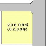 富士市広見本町の【土地】不動産情報*f0967